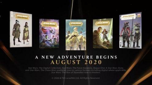 Star Wars the High Republic : La saga continue pour Disney et Lucasfilm