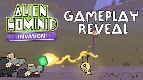 PAX East : Alien Hominid Invasion nous sonde avec un peu de gameplay en vidéo