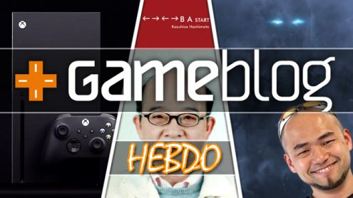 GBHebdo #22 : Xbox Series X, Kurt0411, Platinum, Konami Code, Covid-19... L'actu résumée en vidéo