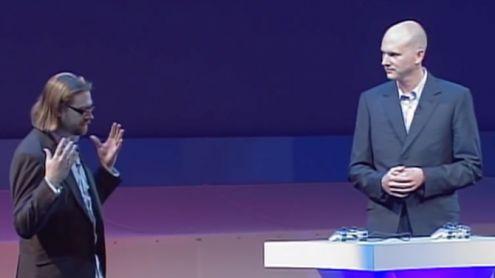 L'image du jour : Un fail malaisant lors d'une conférence PS3 de Sony en 2006