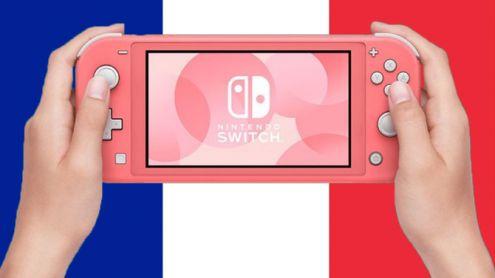 Nintendo Switch Lite : Le modèle Corail sortira également en France au printemps