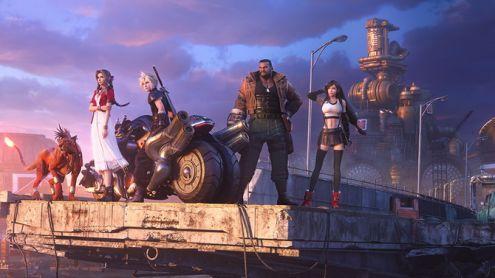 Final Fantasy VII Remake : Trois thèmes dynamiques PS4 se découvrent