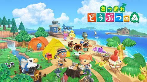 Animal Crossing New Horizons : Record de ventes au Japon, les chiffres de la Switch explosent