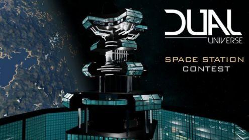 Dual Universe présente des stations spatiales construites par la communauté