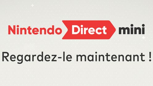 Un Nintendo Direct surprise... disponible IMMÉDIATEMENT