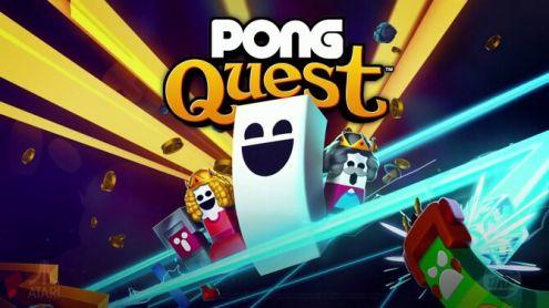PONG Quest : Le crossover entre PONG et RPG s'annonce en vidéo, l'hallu est totale