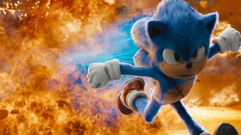 Sonic Le Film : Les 8 premières minutes du film sont en ligne
