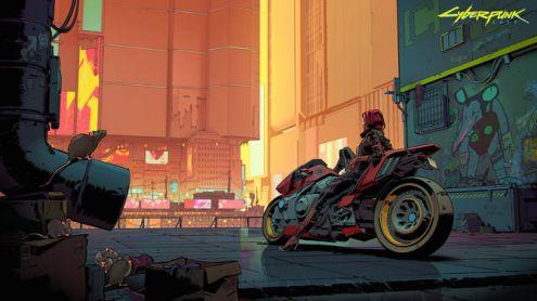 Cyberpunk 2077 : CD Projekt RED dévoile de nouvelles images pour patienter