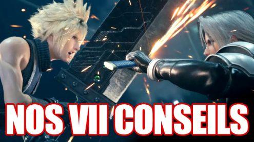 Final Fantasy VII Remake : Nos 7 conseils pour avoir la classe d'un SOLDAT