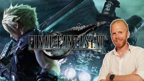 #GameblogLIVE : On repart à Midgar dans Final Fantasy VII Remake à 12h30 !