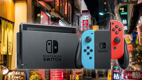 Nintendo Switch : La distribution arrêtée au Japon