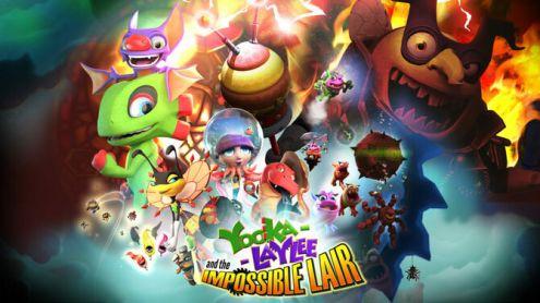 """Yooka-Laylee and the Impossible Lair : Une mise à jour pour le rendre moins """"impossible"""" se prépare"""