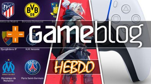 GBHebdo #28 : E3 2020, DualSense,VALORANT, STADIA, FIFA 20... L'actu résumée en vidéo