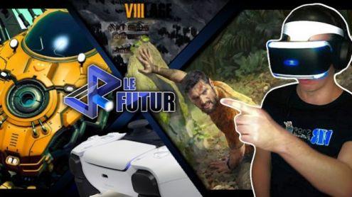 VR le Futur #87 : Resident Evil VILLage, PSVR sur PS5, The Room VR... + toute l'actu de la semaine !