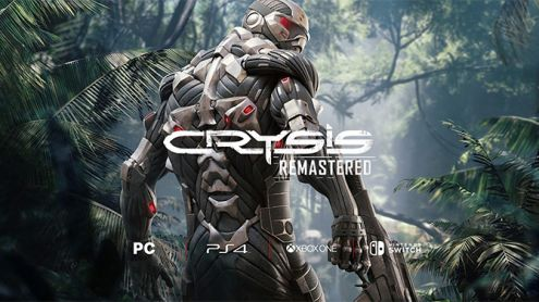Crysis Remastered fuite et promet du Ray Tracing sur PS4, Xbox One, PC... et Switch