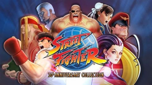 Capcom n'exclut pas de sortir un autre Street Fighter sur Switch selon Yoshinori Ono