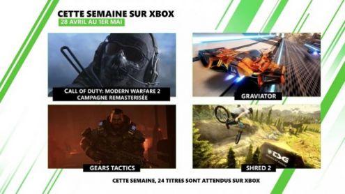 Xbox One : Les sorties jeux vidéo de la semaine du 27 avril 2020