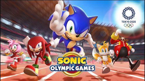 SEGA lance... Sonic aux Jeux Olympiques de Tokyo 2020