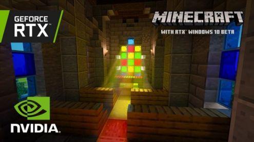 Minecraft RTX : Nvidia ajoute cinq nouveaux mondes RTX, la bande annonce