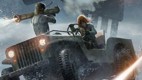 Metal Gear Solid : Jordan Vogt-Roberts dévoile du concept art du film par ILM (Star Wars)