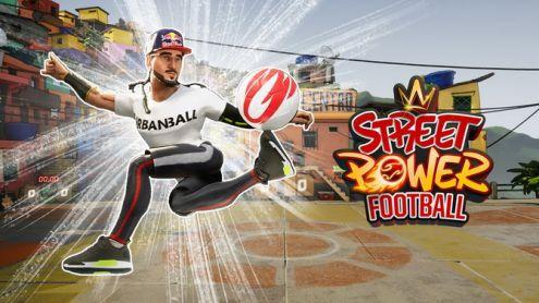Street Power Soccer annoncé en vidéo pleine de skills