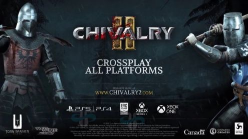 Chivalry 2 proposera du cross-play PS5, PS4, Xbox One, Xbox Serie X et PC