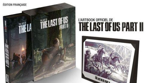 The Last of Us Part 2 : Le livre officiel en français chez Omaké Books, de la qualité au programme