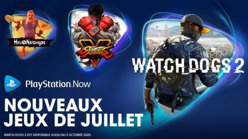 PlayStation Now : Les jeux de juillet 2020 sont là, avec du lourd