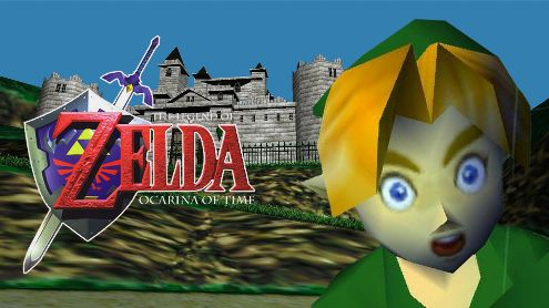 Ocarina of Time : Une version bêta livre de nombreux secrets du jeu lors de son développement