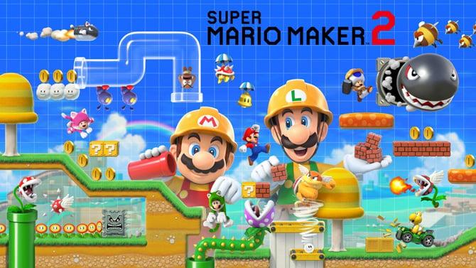 Super Mario Maker 2 : Les niveaux des game designers français sont arrivés