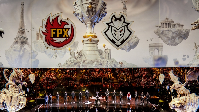 League of Legends : Pourquoi la finale des Worlds à Paris sera l'événement eSport de l'année