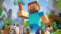 TEST. Minecraft (Xbox 360)