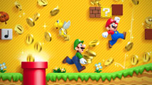Test : New Super Mario Bros. 2