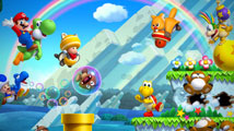 Test : New Super Mario Bros. U