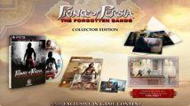 Prince of Persia : les Sables oubliés montre ses Collectors