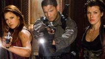 Le héros de Prison Break dans Resident Evil