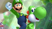 Test : New Super Luigi U