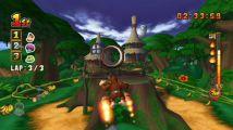 Test : Donkey Kong Jet Race (Wii)