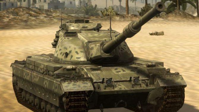 TEST. World of Tanks (Xbox 360)