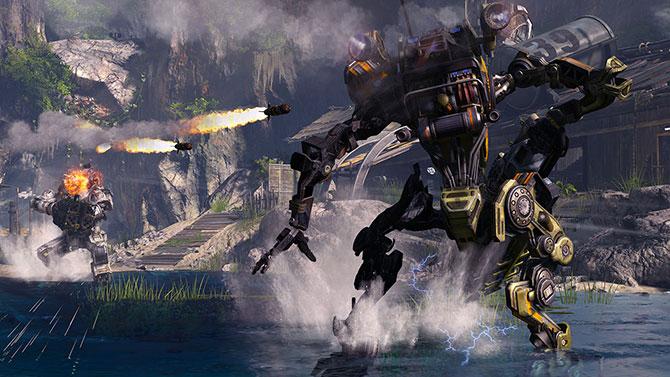 TEST. Titanfall (Xbox One, PC)