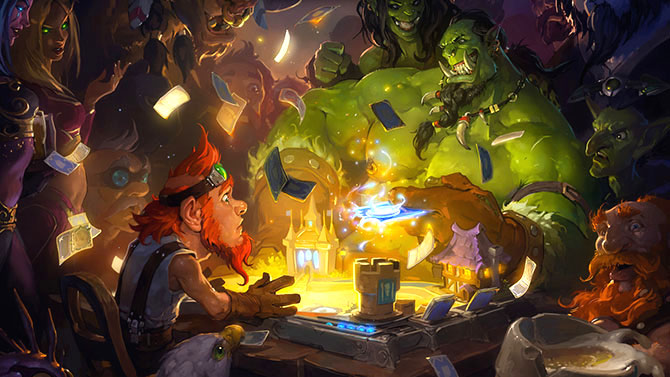 TEST. Hearthstone : Heroes of Warcraft (PC)