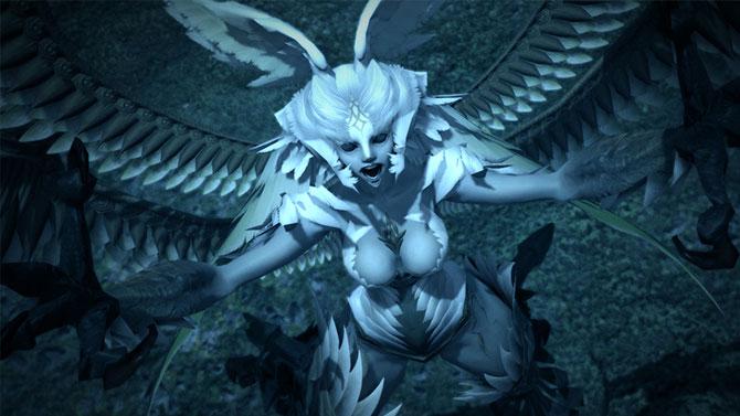 TEST. Final Fantasy XIV : A Realm Reborn (PS4)