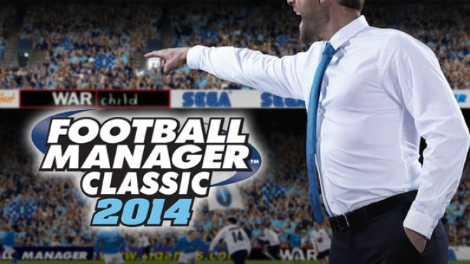 TEST. Football Manager 2014 (PS Vita)
