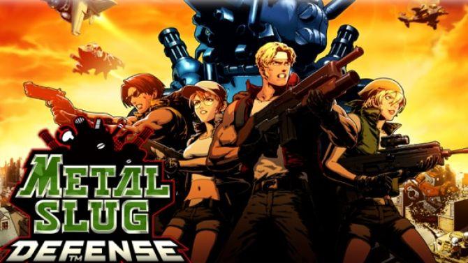 TEST. Metal Slug Defense (Android, iPhone, iPod Touch, iPad)