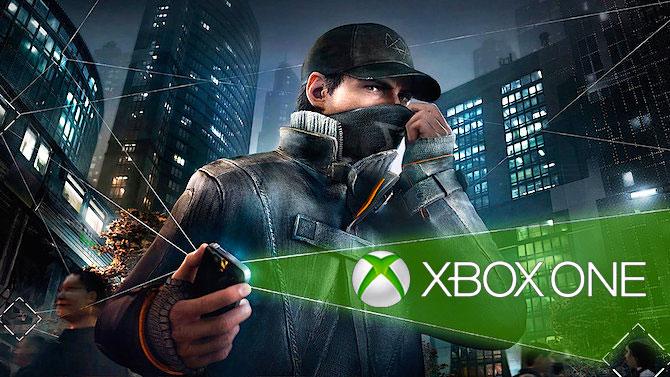 TEST. Watch_Dogs (Xbox One)