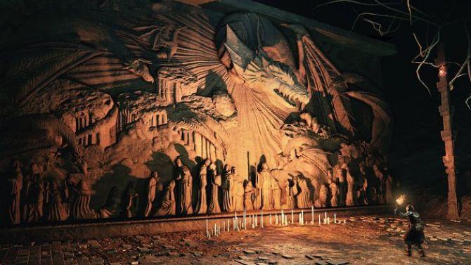 TEST. Dark Souls II - Crown of the Sunken King (PS3)