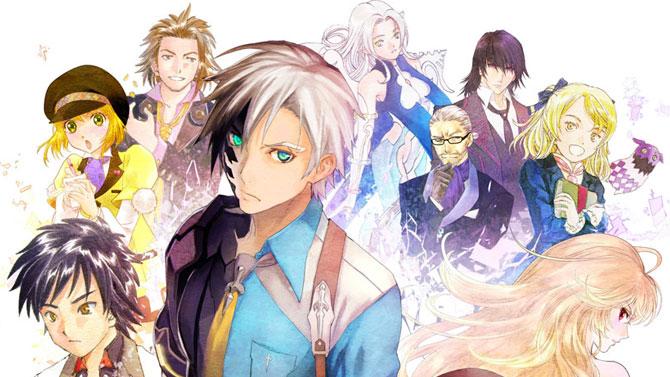TEST. Tales of Xillia 2