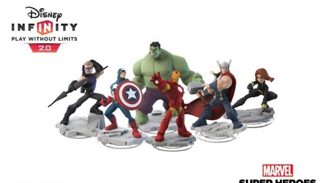 TEST. Disney Infinity 2.0 : Marvel Super Heroes (Xbox One)