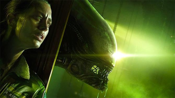 TEST. Alien Isolation (Xbox One)