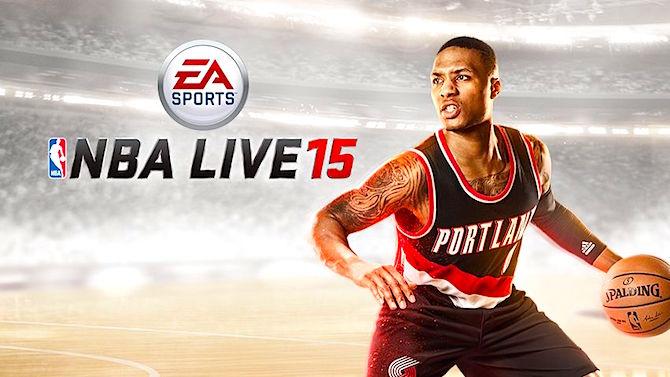 TEST. NBA Live 15 (PS4)